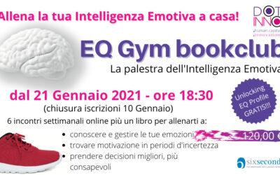 EQ Gym Bookclub – 21 Gennaio 2021